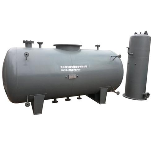 旋膜改进型除氧器改造及整套