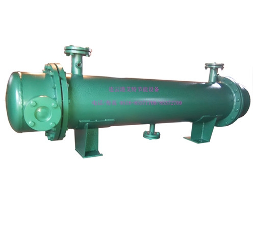 水换热收能器